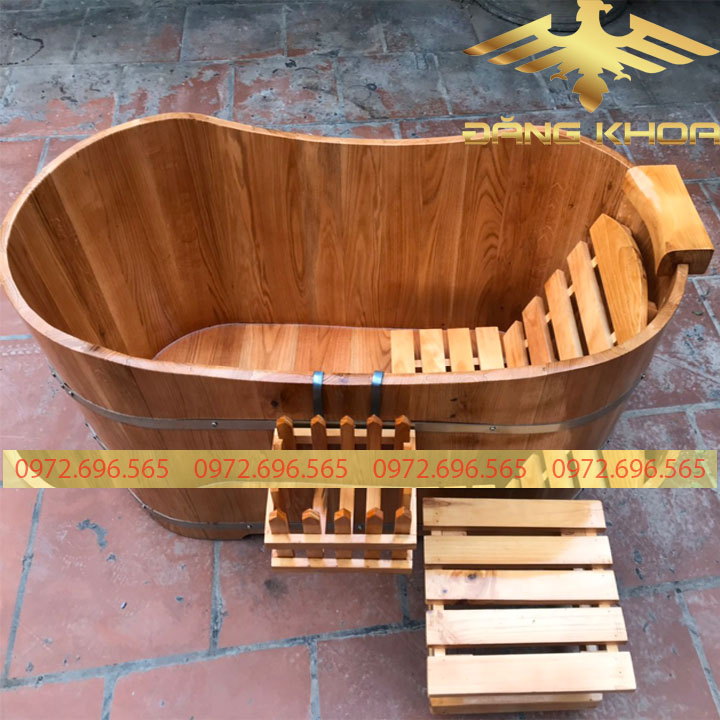 Tác dụng của bồn tắm gỗ Pơ Mu